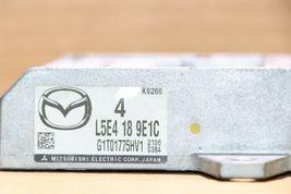 Mazda TCM TCU Trans Transmission Control Module Computer Shift Unit L5E4 18 9E1C image 4