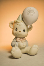 Precious Moments: Have A Beary Special Birthday - Classic Figure - $13.16