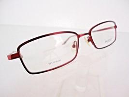 MODO TITANIUM Mod. 615 (MBURG) Matt Burgundy 53 x 17 145 mm Eyeglass Frames - $23.33