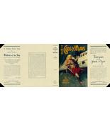 Burroughs, Edgar Rice THE GODS OF MARS facsimile jacket for 1st McClurg ed - $21.56
