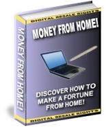Money From Home - ebook - $1.79