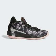 ADIDAS DAME 7 J YOUTH SIZE 6.0 CORE BLACK NEW SUPER RARE COMFORTABLE  - $109.99