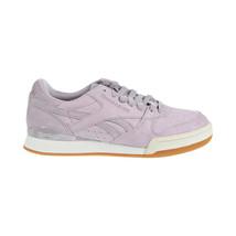 Reebok Phase 1 Pro Women's Shoes Lavender Luck-Chalk-Pink CN3695 - $79.95