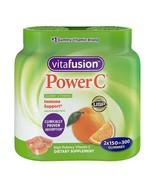 vitafusion Power C Immune Support, 300 Adult Gummies - $18.88