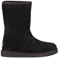 Ugg pierce women black Sz 5 boots NIB - $107.91