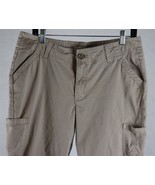 Riders by Lee Womens Cargo Capri Pants, Size 12, Measures 34 x 22-1/2 - $17.81