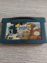 Nintendo Game Boy Advance GBA Rugrates: Castle Capers image 2