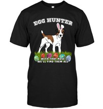 Easter Egg Hunting Dog Shirt Bunny Jack Russell Terrier - $17.99+