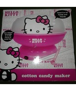 Hello Kitty Cotton Candy Maker - Pink! - $109.00