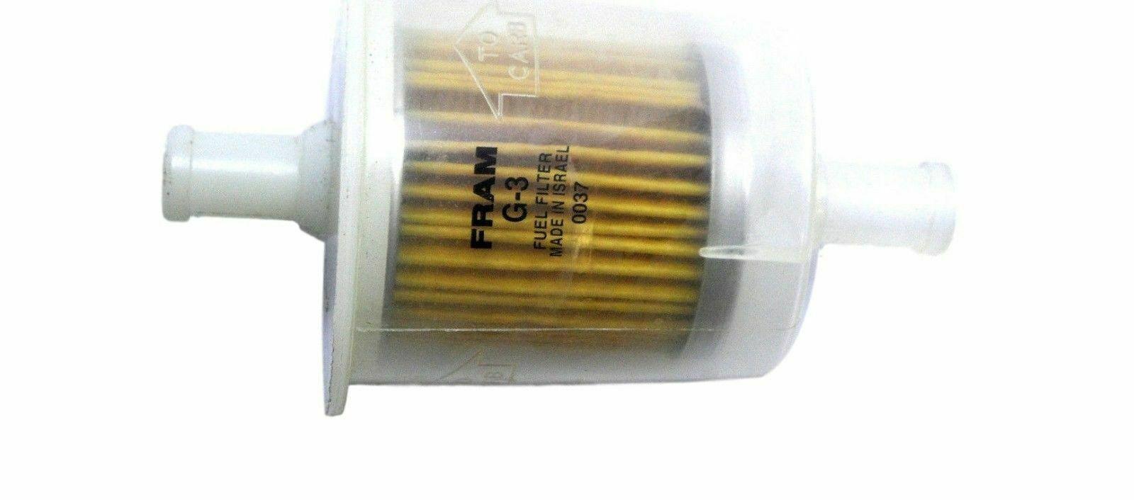 fram g3 g 3 fuel filter brand new fuel filters. Black Bedroom Furniture Sets. Home Design Ideas
