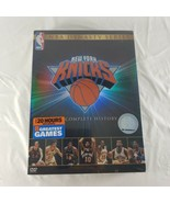 NBA Dynasty Series: Complete History of the NY Knicks (DVD, 2005, 5-Disc... - $125.77