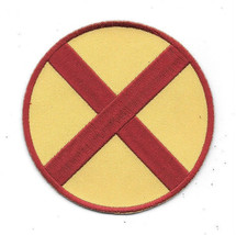 Marvel Comics X-Men Movie Shoulder Logo Embroidered Patch Style 2 NEW UNUSED - $6.89