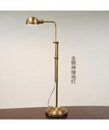 Atelier Brass Floor Lamp Adjustable E27 Bulb Torchiere Pharmacy Lighting... - $240.10
