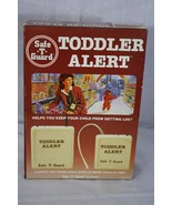 Safe T Guard Toddler Alert Vintage - $37.20