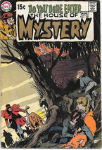 House of Mystery Comic Book #187 Adams/Toth Art DC Comics 1970 VERY GOOD... - $15.93