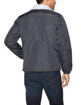 Levi's Men's Premium Multi Pocket Button Up Sherpa Coach Trucker Jacket image 5