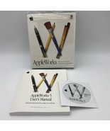 VTG Appleworks 5 Productivity Application Windows OS Mac OS 7 - $54.99