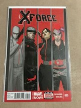 XFORCE #005 #5 Marvel Comics Near Mint Comic Book - $1.89