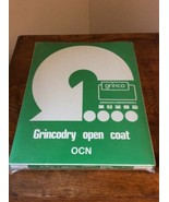 "New 50 sheets Grinco Grincodry open coat P60 Grit 9""x11"" Sandpaper - $34.95"