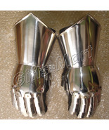 Bulk WHOLESALE LOT Medieval Gauntlets Mitten Gauntlets Knight Iron Glove... - $244.99