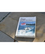 Clymer Volvo Stern Drive Shop Manual 68-93 - $19.99