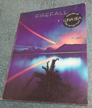 FIREFALL Rare 1978 Music Song Book THE SONGS FROM LUNA SEA - $47.77