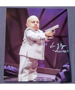 Verne Troyer Hand Signed Autograph Photo COA Austin Powers Mini Me - $30.00