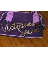 Victorias Secret Purple Satchel Handbag Purse - $14.00