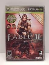 Fable II -- Platinum Hits (Microsoft Xbox 360, 2009) - $23.33