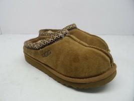 UGG Australia Toddler's & Kid's Tasman Slippers Chestnut Youth Size 2M - $35.62