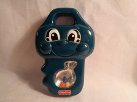 Fisher Price 2002 Plastic Rattle Baby Key Toy - As Is - $3.94
