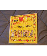 Party Songs by Frank Luther - $4.99