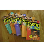 NANCY DREW GIRL DETECTIVE PB Book Lot of FIVE - $12.00