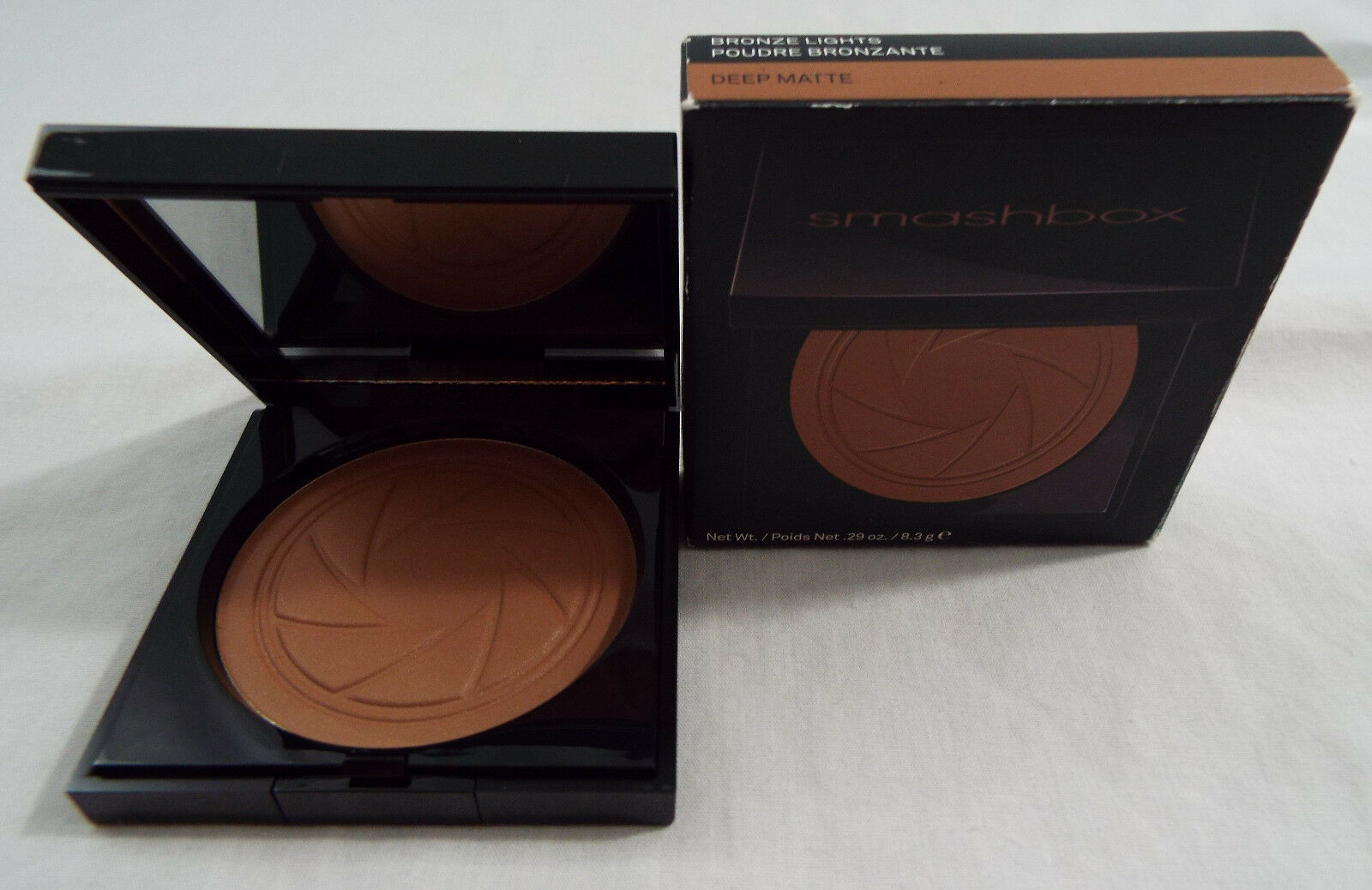 Primary image for Smashbox Bronze Lights Deep Matte .29 oz 8.3 g