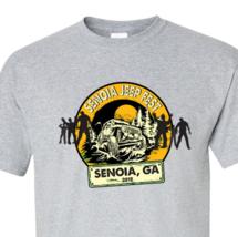 Senoia Jeep Fest 2019 Graphic Tee Shirt image 2