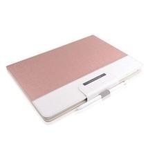 iPad Pro 12.9 Case Build-in Pencil Holder PU Leather Hand Strap Kickstan... - $34.47