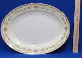 Edwin Knowles Oval Serving Platter Brunswick Pa... - $21.77