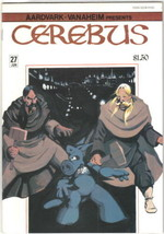 Cerebus the Aardvark Comic Book #27 AV 1981 FINE - $2.50