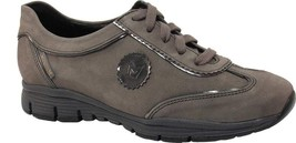 Mephisto Yael Sneakers (Women's) - Pewter Leather - NEW - $235 - $229.95