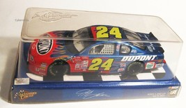 Jeff Gordon 2001 1:24 Dupont Car #24 FLAMES Winners Circle NASCAR NEW in Box - $9.80
