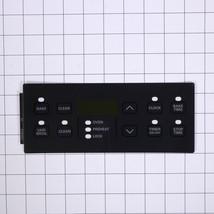 316101514 Electrolux Frigidaire Range Control Overlay - $31.25