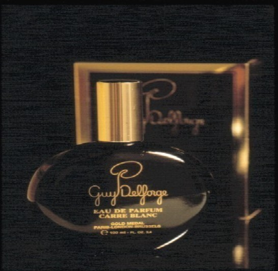 delforge parfum carre blanc gold medal 3 4 oz 100 ml new in box
