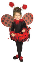 Beautiful Ladybug, Girl's Halloween Costume , TODDLER 2-4 , Free Shipping - $35.00
