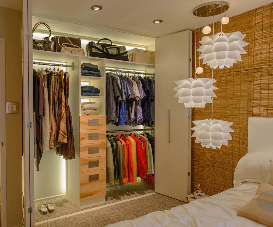 No Heat In This Led Closet Wardrobe Light Kit Walk In