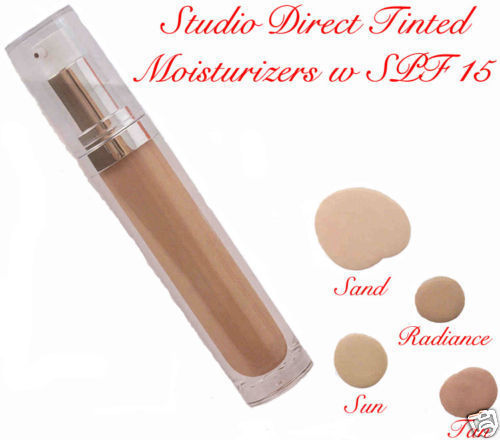 ONE SHEER TINTED NIB MOISTURIZER FOUNDATION TINT SPF 15 NEW