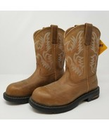 Ariat Women's Tracey Pull On Composite Toe Work Boots Slip Resistant Siz... - $88.88