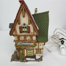 Dept 56 Melancholy Tavern 58703 A Christmas Carol Dickens Village 2003 S... - $109.87