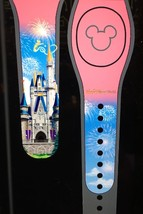 Disney Cinderella Castle Magic Band PINK Tink Magicband WDW Tinkerbell NIP - $38.51