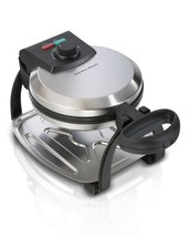 Belgian Waffle Maker Electric Commercial Breakfast Iron Kitchen Spill Ea... - ₹4,337.30 INR