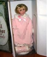 "Doll Maker Mazie Pannell SKATING THRU LIFE 26"" Vinyl Doll NI - $199.00"